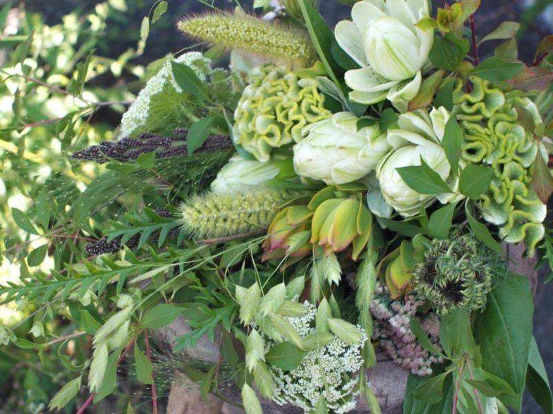 初夏のgreen bouquet ー7月ー〈終了〉