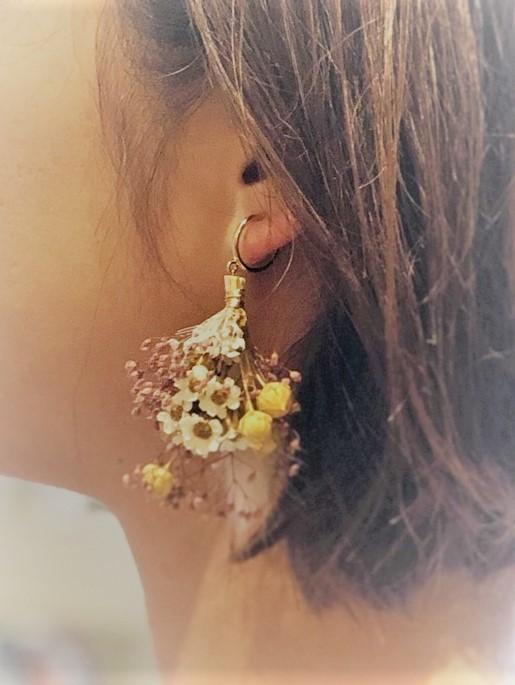 花束のアクセサリー ー1月ー〈終了〉