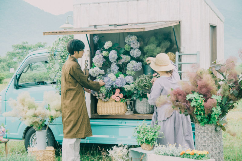 Flower Selection Lesson ー3月ー〈受付中〉