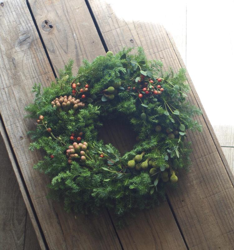 森のNoël Wreath〈終了〉
